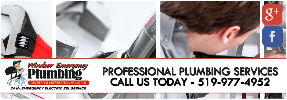 Plumbing Services in Windsor